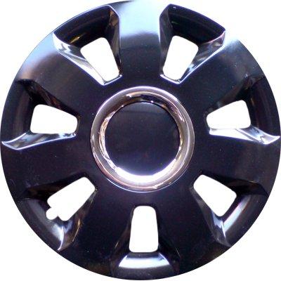 Автомобильные колпаки на колеса Модель: Арес Ринг Черный Бренд: Jestic