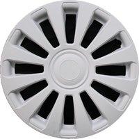 Автомобильные колпаки на колеса Модель: Авант Белый