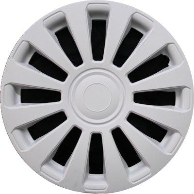 Автомобильные колпаки на колеса Модель: Авант Белый Бренд: