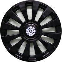 Автомобильные колпаки на колеса Модель: Авант Черный