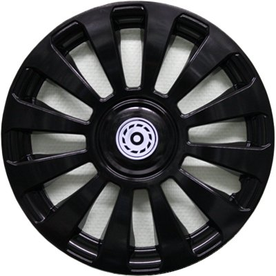 Автомобильные колпаки на колеса Модель: Авант Черный Бренд: