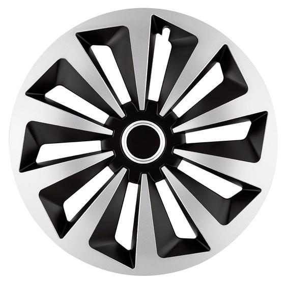 Автомобильные колпаки на колеса Модель: ФОКС ринг микс чёрный Бренд: