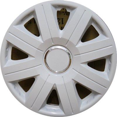 Автомобильные колпаки на колеса Модель: Космос Ринг Белый Бренд: Jestic