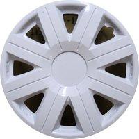 Автомобильные колпаки на колеса Модель: Космос Белый