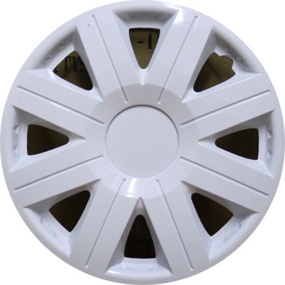Автомобильные колпаки на колеса Модель: Космос Белый Бренд: