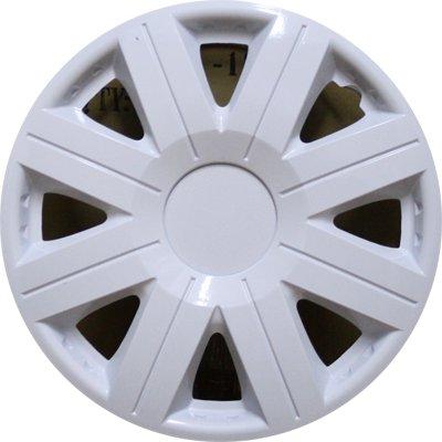 Автомобильные колпаки на колеса Модель: Космос Белый Бренд: Jestic