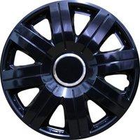 Автомобильные колпаки на колеса Модель: Космос Ринг Черный