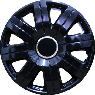 Автомобильные колпаки на колеса Модель: Космос Ринг Черный Бренд: Jestic