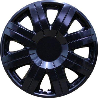 Автомобильные колпаки на колеса Модель: Космос Черный Бренд: Jestic