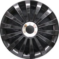 Автомобильные колпаки на колеса Модель: Меридиан Ринг Черный