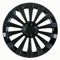 Автомобильные колпаки на колеса Модель: Меридиан Черный