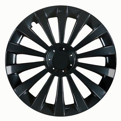 Автомобильные колпаки на колеса Модель: Меридиан Черный Бренд: