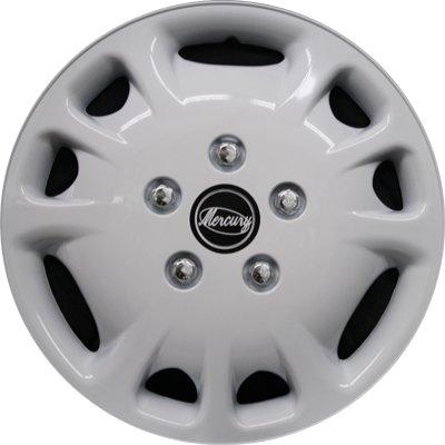 Автомобильные колпаки на колеса Модель: Мекурий Белый Бренд: Jestic
