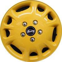 Автомобильные колпаки на колеса Модель: Меркурий Желтый
