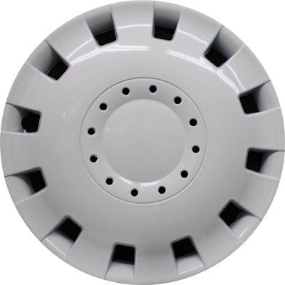 Автомобильные колпаки на колеса Модель: Миг Белый Бренд: Jestic