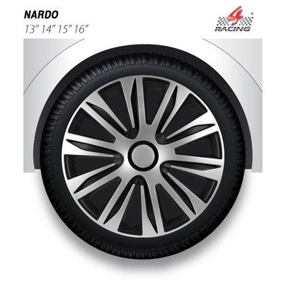 Автомобильные колпаки на колеса Модель: Нардо Бренд: Gorecki