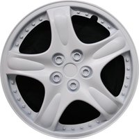 Автомобильные колпаки на колеса Модель: Плутон Белый