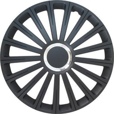 Автомобильные колпаки на колеса Модель: Радикал Про Black Бренд: Gorecki