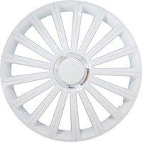 Автомобильные колпаки на колеса Модель: Радикал Про White