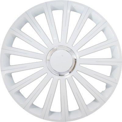 Автомобильные колпаки на колеса Модель: Радикал Про White Бренд: Gorecki