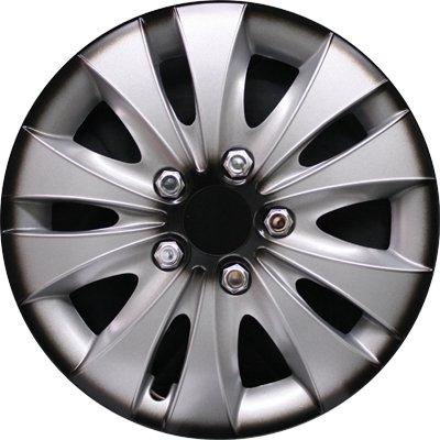 Автомобильные колпаки на колеса Модель: Шторм + Бренд: Jestic