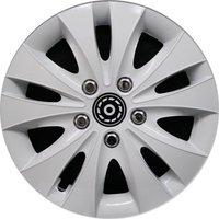 Автомобильные колпаки на колеса Модель: Шторм Белый