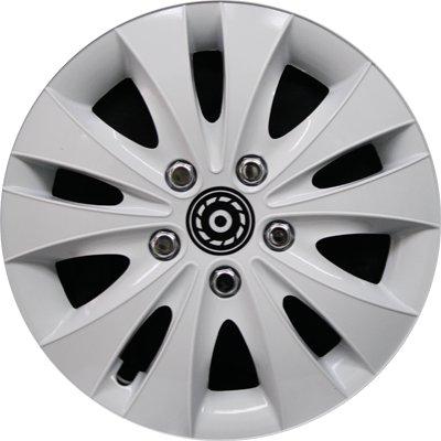 Автомобильные колпаки на колеса Модель: Шторм Белый Бренд: Jestic