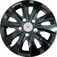 Автомобильные колпаки на колеса Модель: Шторм Черный