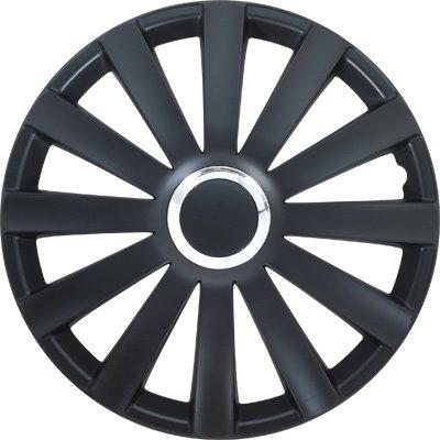 Автомобильные колпаки на колеса Модель: Спайдер Про Black Бренд: Gorecki