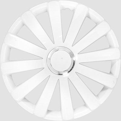 Автомобильные колпаки на колеса Модель: Spyder Про White Бренд: Gorecki