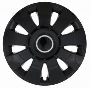 Автомобильные колпаки на колеса Модель: Аура Ринг Черный